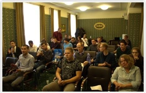 Семинар в Екатеринбурге по оборудованию Slinex